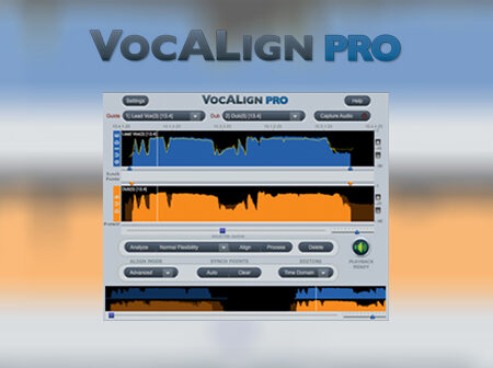SynchroArts Vocalign Pro